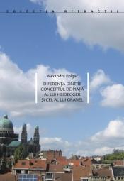 Diferenţa dintre conceptul de piaţă al lui Heidegger şi cel al lui Granel