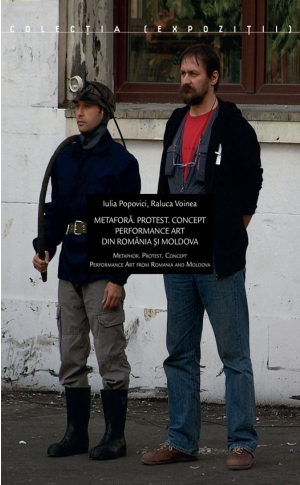 Metaforă. Protest. Concept - Performance art din România şi Moldova image #0