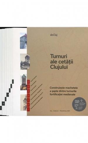 Turnuri ale cetății Clujului image #0