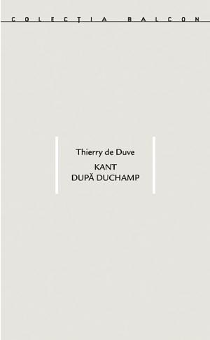 Kant după Duchamp image #0