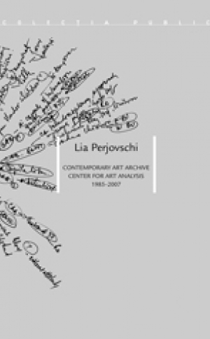 CONTEMPORARY ART ARCHIVE / CENTER FOR ART ANALYSIS 1985-2007<br> Carte de artist image #0